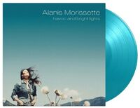 Alanis Morissette - Havoc & Bright Lights [Limited Gatefold, 180-Gram Turquoise Colored Vinyl]