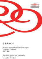 J Bach .S. - Goldberg Variations