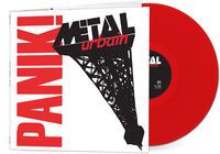 Metal Urbain - Panik (Red Vinyl)