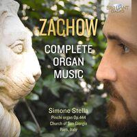 Zachow / Stella - Complete Organ Music (2pk)