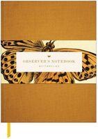 Princeton Architectural Press - Observers Notebook Butterflies (Hcvr) (Jour)