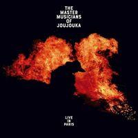 Master Musicians Of Joujouka - Live In Paris (Aus)