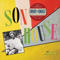 Son House - Complete Library Of Congress Sessions Plus Bonus