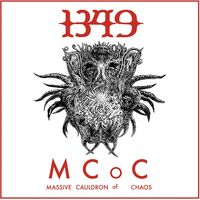 1349 - Massive Cauldron Of Chaos [Limited Edition Green LP]