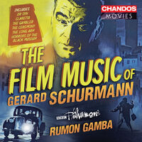 BBC Philharmonic - Film Music Of Gerard Schurmann