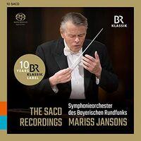 Bavarian Radio Symphony Orchestra - Sacd Recordings / Various (Box) (Hybr)
