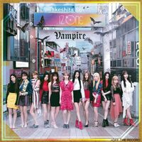 IzOne - Vampire (Version A)