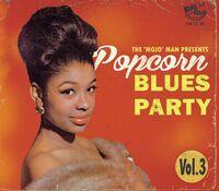 Popcorn Blues Party 3 / Various - Popcorn Blues Party 3 / Various