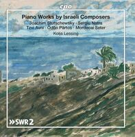 KOLJA LESSING - Piano Works By Israeli Compose / Various