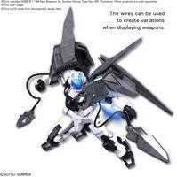 Bandai Hobby - Bandai Hobby - Gundam Build Divers - #40 Gundam Astray New Type Armamaent (Tentative), Bandai Spirits HGBD 1/144