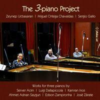 Zeynep Ucbasaran - 3 Piano Project