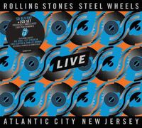 The Rolling Stones - Steel Wheels Live: Live From Atlantic City, NJ, 1989 [2CD/Blu-ray]