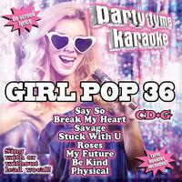 Party Tyme Karaoke Girl Pop 36 / Various - Party Tyme Karaoke: Girl Pop 36 / Various