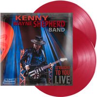 Kenny Wayne Shepherd - Straight To You: Live [Red 2LP]