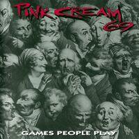 Pink Cream 69 - Games People Play (Pink Vinyl)