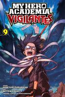 Horikoshi, Kohei / Court, Betten - My Hero Academia: Vigilantes, Vol. 9