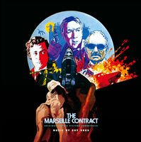 Roy Budd  (Blk) - The Marseille Contract (The Destructors) (Original Motion Picture Soundtrack)