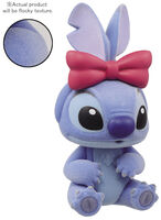 Banpresto - BanPresto - Disney Stitch Fluffy Puffy Figure