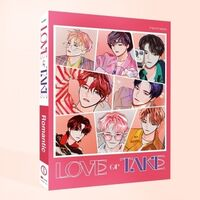 Pentagon - Love Or Take (Romantic Version) (Post) [With Booklet] (Phot)