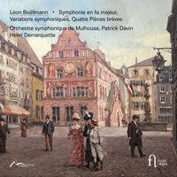 Boellmann / Davin / Demarquette - Orchestral Works