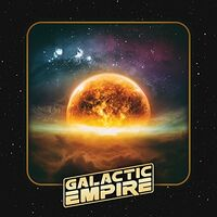 Galactic Empire - Galactic Empire [Colored Vinyl]