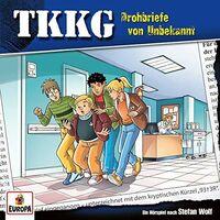 Tkkg - 209/Drohbriefe Von Unbekannt (Ger)
