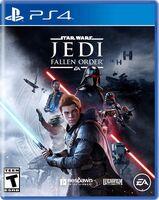 Ps4 Star Wars Jedi: Fallen Order - Star Wars Jedi: Fallen Order for PlayStation 4
