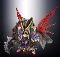 Bandai Hobby - SD Sangoku Soketsuden Sima Yi Destiny Gundam, Bandai Spirits SD