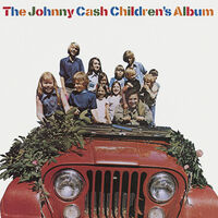 Johnny Cash - Johnny Cash Children's Album (Hol)
