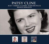 Patsy Cline - Three Classic Albums Plus Bonus Singles [Digipak]