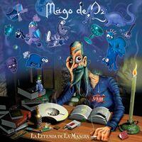 Mago De Oz - La Leyenda De La Mancha (W/Cd) (Spa)