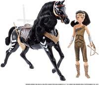 Wonder Woman - Mattel - Wonder Woman WW84 Young Diana & Horse (DC)