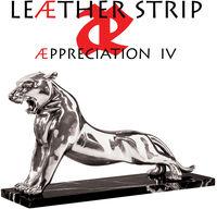 Leather Strip - Appreciation IV [Limited Edition LP]