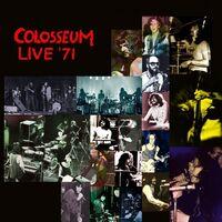 Colosseum - Live 71 Canterbury Brighton