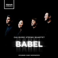 Calidore String Quartet - Babel
