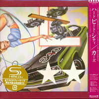 The Cars - Heartbeat City (Jpn) (Jmlp) (Shm)