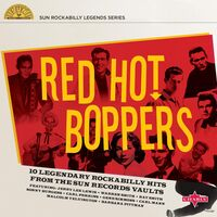 Red Hot Boppers / Various 10in - Red Hot Boppers / Various (10in)