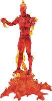 Diamond Select - Diamond Select - Marvel Select Human Torch Action Figure