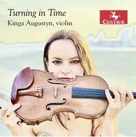 Kinga Augustyn - Turning In Time / Various