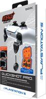 Bionik Quickshot Pro for Ps5 White - Bionik QuickShot Pro for PS5 - White