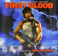 Jerry Goldsmith - First Blood