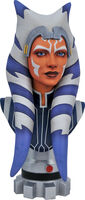 Diamond Select - Diamond Select - Star Wars Clone Wars Legends In 3D Ahsoka 1/2 ScaleBust