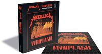 Metallica Whiplash (500 Piece Jigsaw Puzzle) - Metallica Whiplash (500 Piece Jigsaw Puzzle)