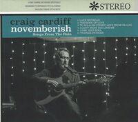Craig Cardiff - Novemberish (Songs From The Rain) [Digipak]