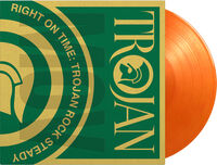 Right On Time: Trojan Rock Steady / Various - Right On Time: Trojan Rock Steady / Various [Colored Vinyl]