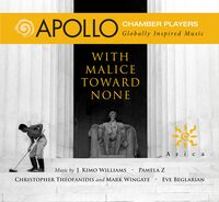 Beglarian / Apollo Chamber Players - With Malice Toward None