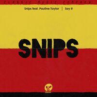 Snips / Pauline Taylor - Say It