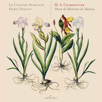 Charpentier / Le Concert Spirituel / Niquet - Messe de Monsieur de Mauroy