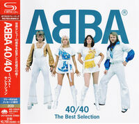 ABBA - 40/40 the Best Selection (SHM-CD)