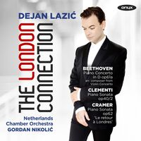 Dejan Lazic - London Connection